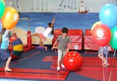 Adaptando a academia para crianças