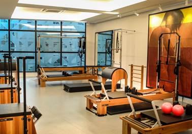 Nem só de fitness vive uma academia