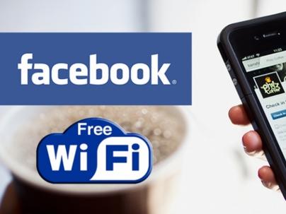 Wi-fi do Facebook. Como usar essa ferramenta na academia.