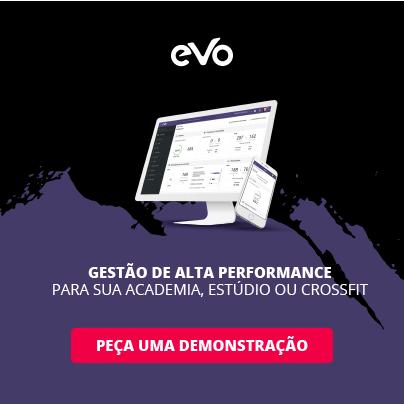 EVO – Sistema de gestão online para academias