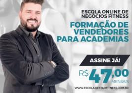 Formação de Vendedores para Academias