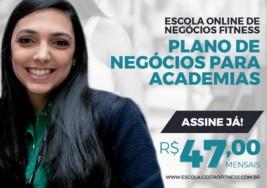 Plano de Negócios para Academias